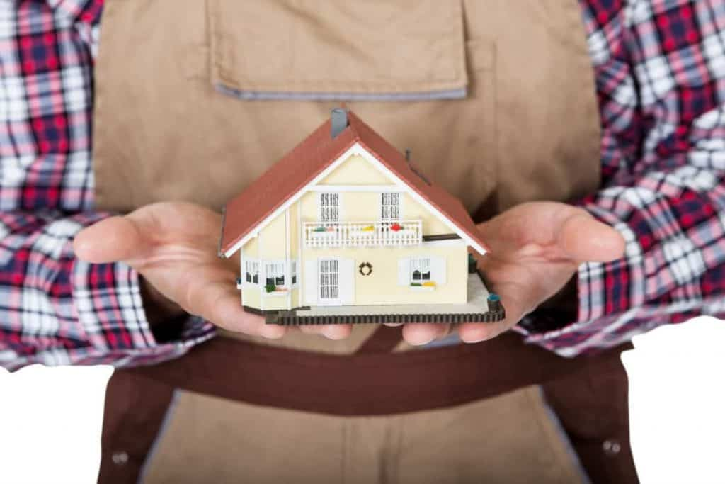 home inspector for spring home maintenance